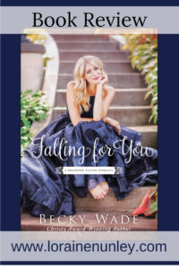 Falling For You by Becky Wade | Book Review by Loraine Nunley