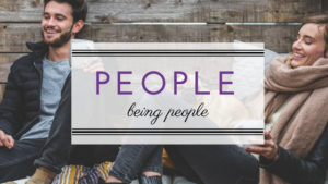 People being people | Romance Readers' Cafe'