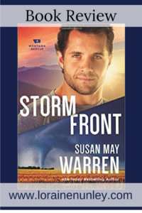Storm Front by Susan May Warren   Book Review by Loraine Nunley