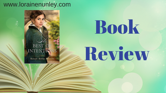 Book Review: The Best of Intentions by Susan Anne Mason