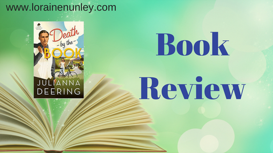 Book Review: Death by the Book by Julianna Deering