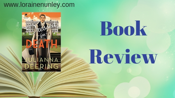 Book Review: Dressed for Death by Julianna Deering