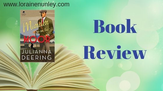 Book Review: Murder on the Moor by Julianna Deering