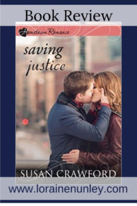 Saving Justice by Susan Crawford | Book Review by Loraine Nunley @lorainenunley #bookreview