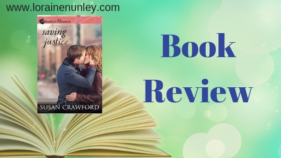Saving Justice by Susan Crawford | Book Review by Loraine Nunley