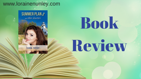 Book Review: Summer Plans and Other Disasters by Karin Beery