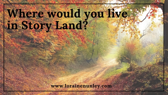 Where would you live in Story Land?