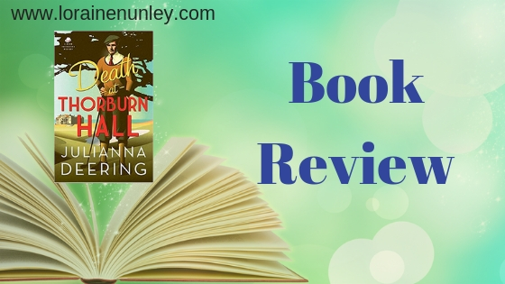 Book Review: Death at Thorburn Hall by Julianna Deering