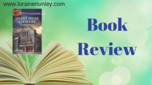 Silent Night Standoff by Susan Sleeman | Book Review by Loraine Nunley #BookReview @lorainenunley