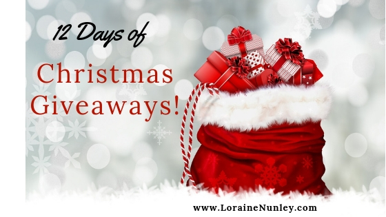12 Days of Christmas Giveaways 2018 - Day 1