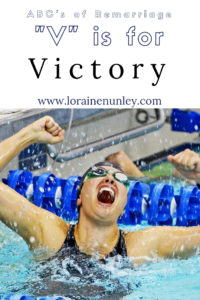 """V"" is for Victory - ABC's of Remarriage 
