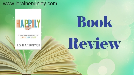Book Review: Happily by Kevin A. Thompson