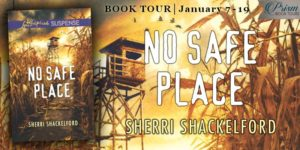 Prism Book Tour: No Safe Place by Sherri Shackelford