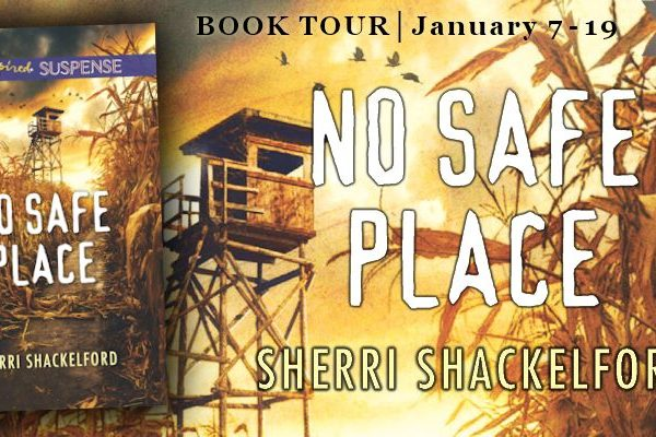 Book Tour Finale: No Safe Place by Sherri Shackelford