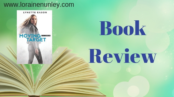 Book Review: Moving Target by Lynette Eason