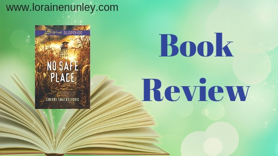 Book Review: No Safe Place by Sherri Shackelford (Plus Giveaway)