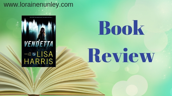 Book Review: Vendetta by Lisa Harris