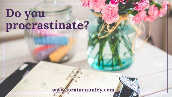 What are you waiting for? Procrastination