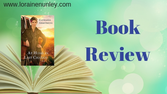 Book Review: At Home in Last Chance by Cathleen Armstrong