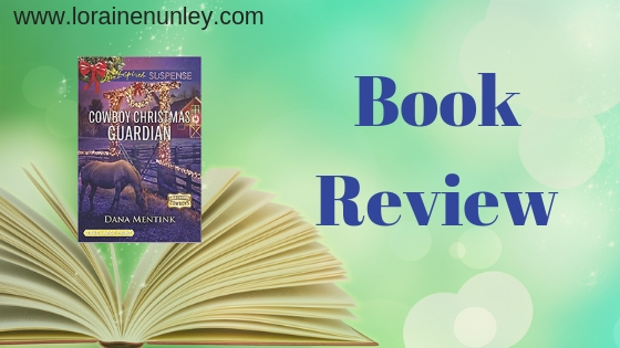 Book Review: Cowboy Christmas Guardian by Dana Mentink