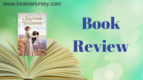 Book Review: A Distance Too Grand by Regina Scott