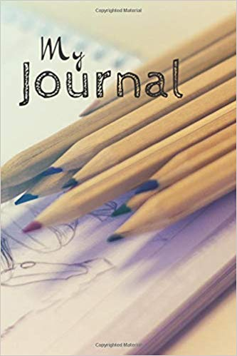 Book Cover: My Journal: Drawing Artists