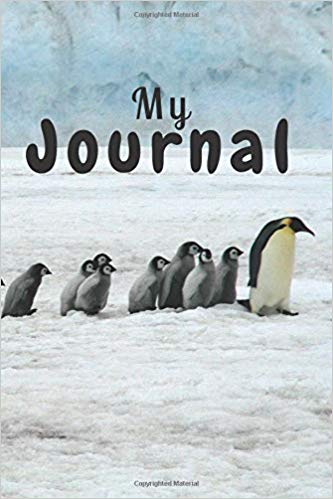 Book Cover: My Journal: Penguins