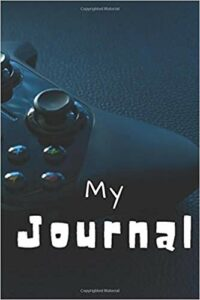 Book Cover: My Journal: Video Gamers