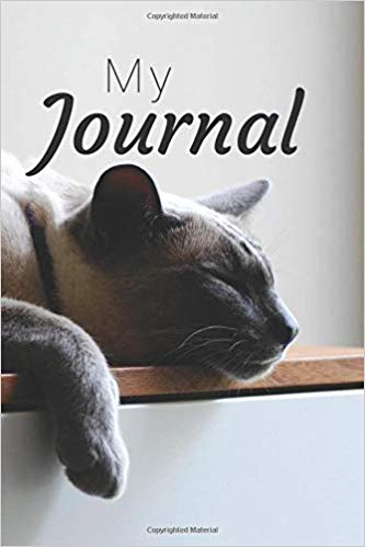 Book Cover: My Journal: Cats