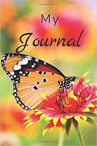 Book Cover: My Journal: Butterfly