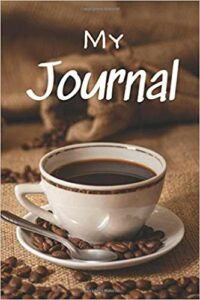 Book Cover: My Journal: Coffee