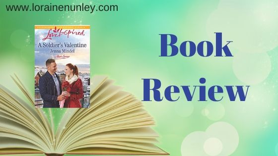 Book Review: A Soldier's Valentine by Jenna Mindel