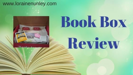 Unboxing and Review: Fresh Fiction Box (February 2020)
