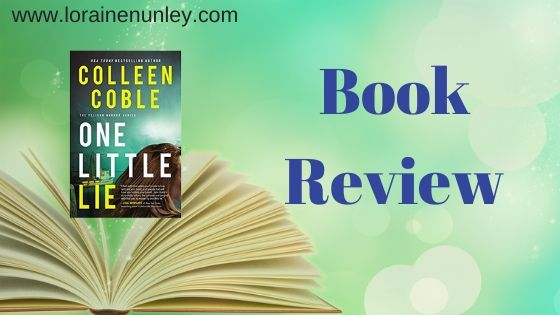 Book Review: One Little Lie by Colleen Coble (Plus Giveaway)