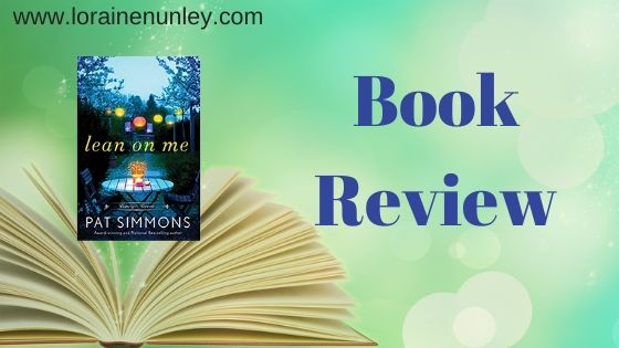 Book Review: Lean on Me by Pat Simmons
