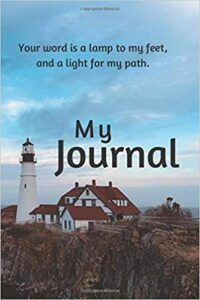 Book Cover: My Journal: Psalm 119:105