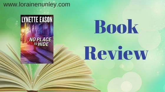 Book Review: No Place To Hide by Lynette Eason