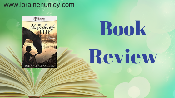 Book Review: The Mischief Thief by Johnnie Alexander