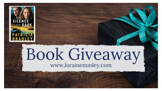 Giveaway at Loraine Nunley's website: Silence in the Dark by Patricia Bradley #bookgiveaway