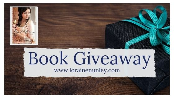 Book Giveaway: The Creole Princess by Beth White