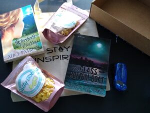 Unboxing and Review: Ananiah Press Staycay Box September 2020