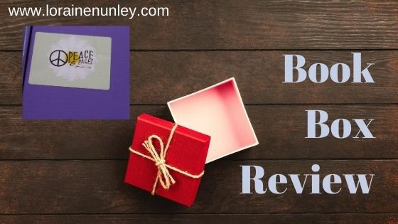 Unboxing and Review: Peace and Pages Box (September 2020)