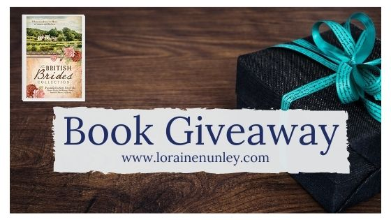 Book Giveaway: The British Brides Novella Collection