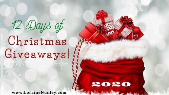 12 Days of Christmas Giveaways 2020 - Day 8