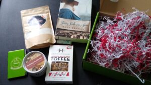 Unboxing and Review: Peace and Pages Box (December 2020)
