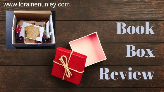 Unboxing and Review: Faith and Fiction Box (Write Me a Letter)