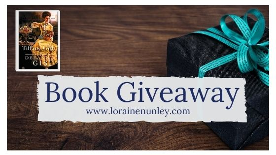 Book Giveaway: Tiffany Girl by Deeanne Gist