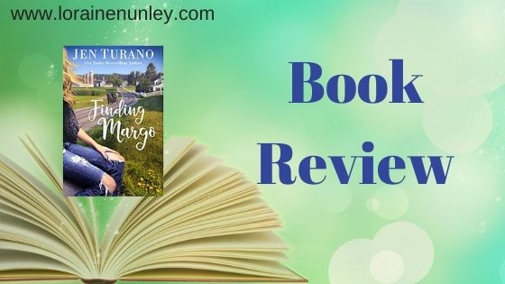 Book Review: Finding Margo by Jen Turano