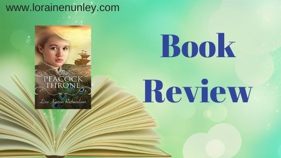 Book Review: The Peacock Throne by Lisa Karon Richardson
