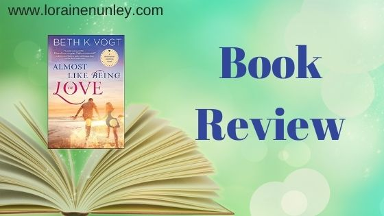 Book Review: Almost Like Being In Love by Beth K Vogt